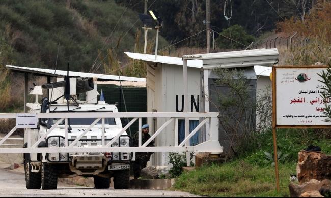 الوزاني جنوبي لبنان: دورية إسرائيلية تلقي قنابل دخانية تجاه رعاة