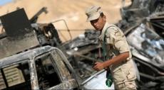 ولاية سيناء يعلن قتل 5 من القوات المسلحة المصرية