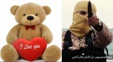 عناصر داعش يحلقون الدببة؟
