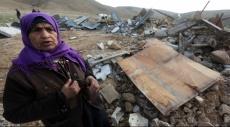 هدم في الأغوار: 59 شخصا بينهم 28 قاصرا دون مأوى