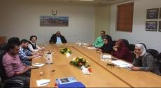 التعليم والعنف في لقاءات النائبة الزعبي في باقة الغربية