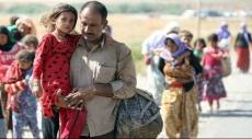 العراق: ارتفاع عدد النازحين إلى 3.2 مليون