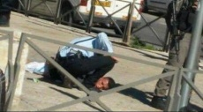 القدس المحتلة: اعتقال فلسطيني بادعاء نيته تنفيذ عملية طعن