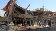خلال 4 أشهر: روسيا استهدفت 22 مشفى و27 مدرسة في سوريا