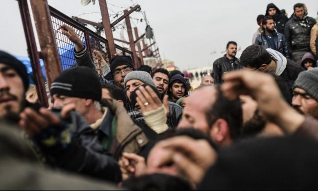 استطلاع: 79٪ يؤيدون توزيع اللاجئين على دول الاتحاد الأوروبي
