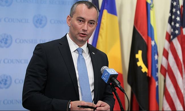 منسق الأمم المتحدة للسلام في الشرق الأوسط يصل غزة