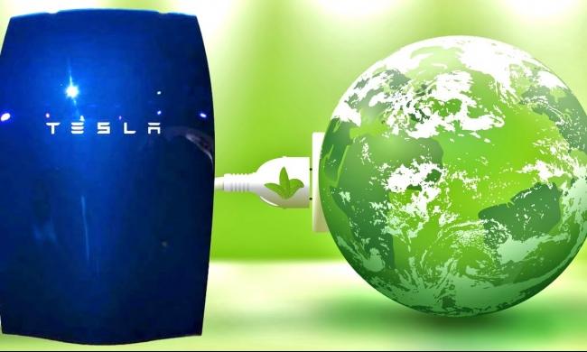 قريبا.. بطارية تزود منازلكم بكهرباء مجانية!