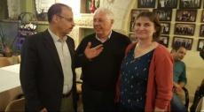رام الله: عبد الفتاح يلتقي لجنة التضامن البريطانية-الفلسطينية