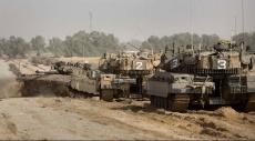 جرافات الاحتلال تتوغل في جنوب قطاع غزة