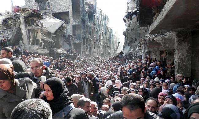 الولايات المتّحدة: منحة للاجئين الفلسطينيين في سوريا