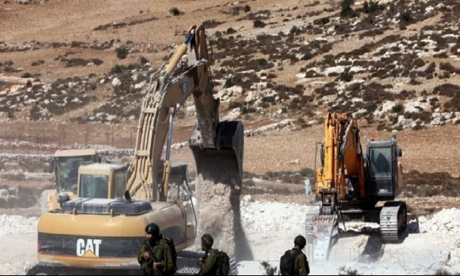 قوات الاحتلال تهدم مدرسة شرقي القدس المحتلة