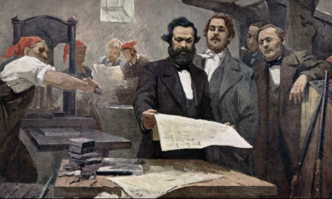 """168 عاما على """"البيان الشيوعي"""""""