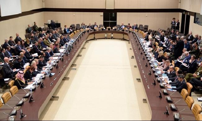 اجتماع عسكري للتحالف ضد داعش في الكويت