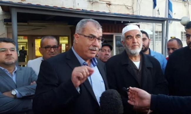 تجميد قرار إبعاد الشيح صلاح وبركة عن مشفى العفولة