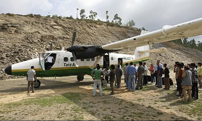 نيبال: مصرع 23 شخصا في كارثة جوية