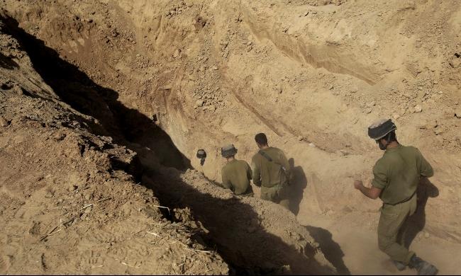 غزة: تسجيل صوتي لتدريبات عسكرية مكثفة ونصب هوائيات