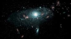 مجرات حجبتها درب التبانة تكتشف لأول مرة
