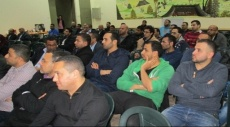 رهط: محاضرة للأطباء العرب في النقب