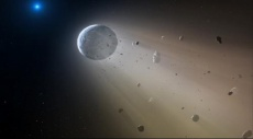 اكتشاف كوكب صغير في المنظومة الشمسية