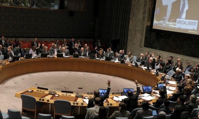 سوريا: مجلس الأمن يصادق بالإجماع على مشروع قرار وقف إطلاق النار