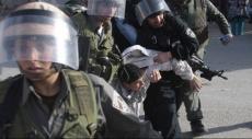 قوات الاحتلال تعتقل 5 فلسطينيين بالضفة الغربية