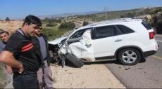 إصابتان في حادث طرق في البطوف
