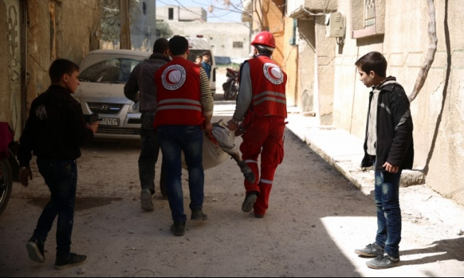 الجوع يهدد حياة الآلاف في سورية