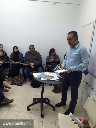 جمعيّة الثّقافة العربيّة: دورة تجنيد الموارد لمشاريع ثقافيّة مجتمعيّة