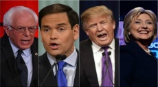 """""""الثلاثاء الكبير"""" في أميركا: 14 ولاية تقرر أسماء المرشحين للرئاسة"""