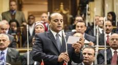 البرلمان المصري يسقط عضوية عكاشة بعد لقائه بسفير إسرائيل