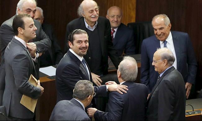 الإخفاق في انتخاب رئيس لبناني للمرة الـ36