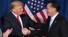 """ميت رومني: دونالد ترامب """"مزيف ومحتال"""""""