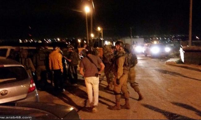 إصابة شرطي في عملية طعن شمال الأغوار