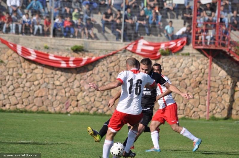 هـ. إكسال يتعادل بملعبه أمام هـ. هرتسليا دون أهداف