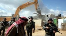 جرائم الاحتلال بشهرين: هدم مبان وتشريد 480 فلسطينيا بالضفة