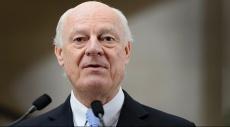 دي ميستورا يتوقع بداية ضعيفة للمفاوضات السورية السورية