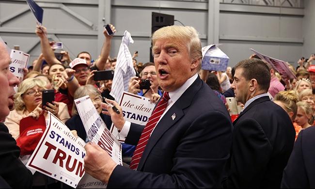 تصاعد مخاوف وانقسامات الجمهوريين مع صعود ترامب