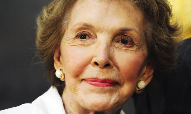 الموت يغيب سيدة أميركا الأولى سابقًا نانسي ريغان