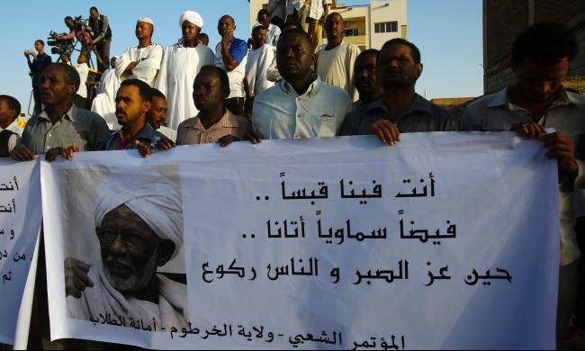 السودان: حزب المؤتمر الشعبي يختار السنوسي خلفًا للترابي