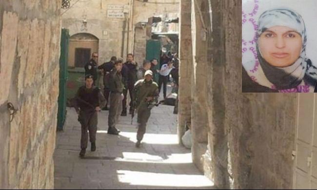 القدس: استشهاد فدوى أبو طير بنيران قوات الاحتلال