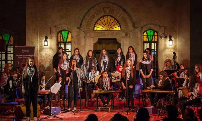 فرقة بنات القدس: موسيقى تحت الحصار وجائزة إقليميّة