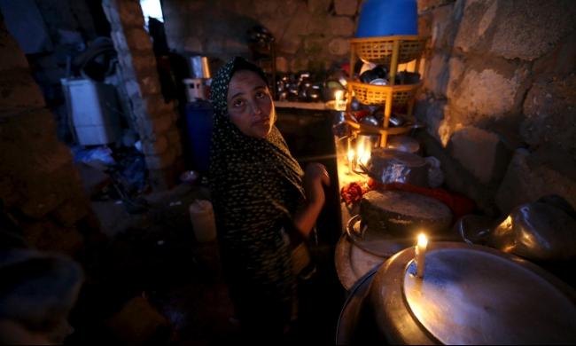 غزة: حين يقطع الاحتلال الكهرباء فالطاقة الشمسية هي الحل