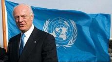 دي ميستورا: انتخابات الرئاسة في سوريا بغضون 18 شهرا