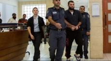 بلال أبو غانم يرفض الوقوف أمام القضاة لتلغى صفقة الادعاء