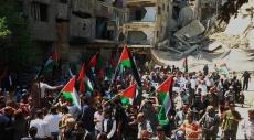 ألف يوم ويوم من حصار مخيم اليرموك..