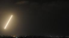 """سقوط قذيفة صاروخية في """"شاعر هنيغف"""""""