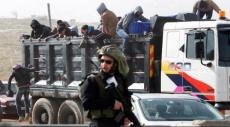 المصادقة على قانون معاقبة مشغلي الفلسطينيين