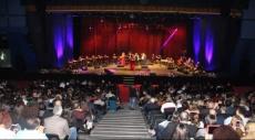 برعاية بارتنر :الآلاف يشاركون في العرض الموسيقي للفنان سيمون شاهين