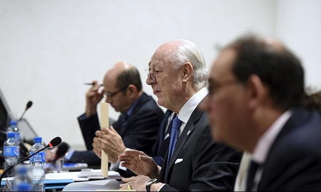 مساعد دي ميستورا: تقدم في المفاوضات في جنيف
