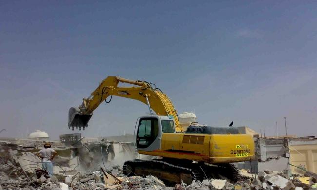 بيت لحم: الاحتلال يهدم بيتًا وغرفة زاعية